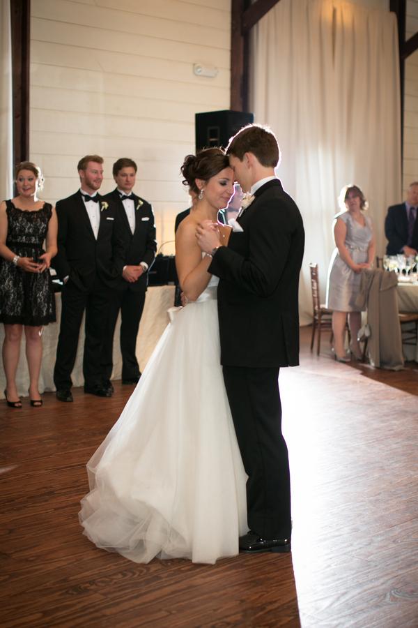 Bride And Groom First Dance Elizabeth Anne Designs The Wedding Blog