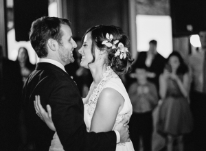 Bride and Groom First Dance From Vicki Grafton