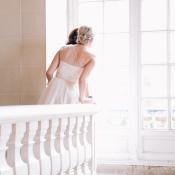 Bridesmaids White Dresses