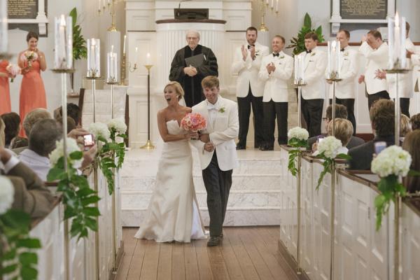 Charleston Church Ceremony Venue Ideas