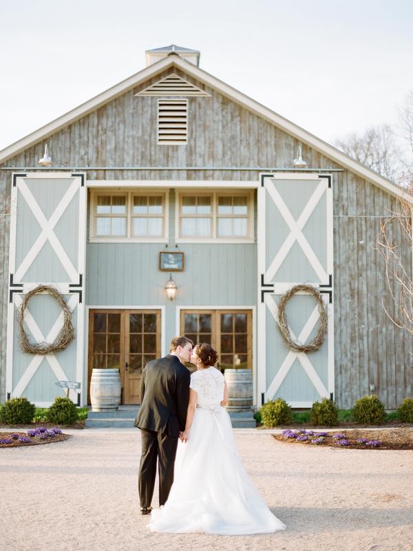 Charlottesville Virginia Barn Wedding Venue - Elizabeth Anne Designs The Wedding Blog