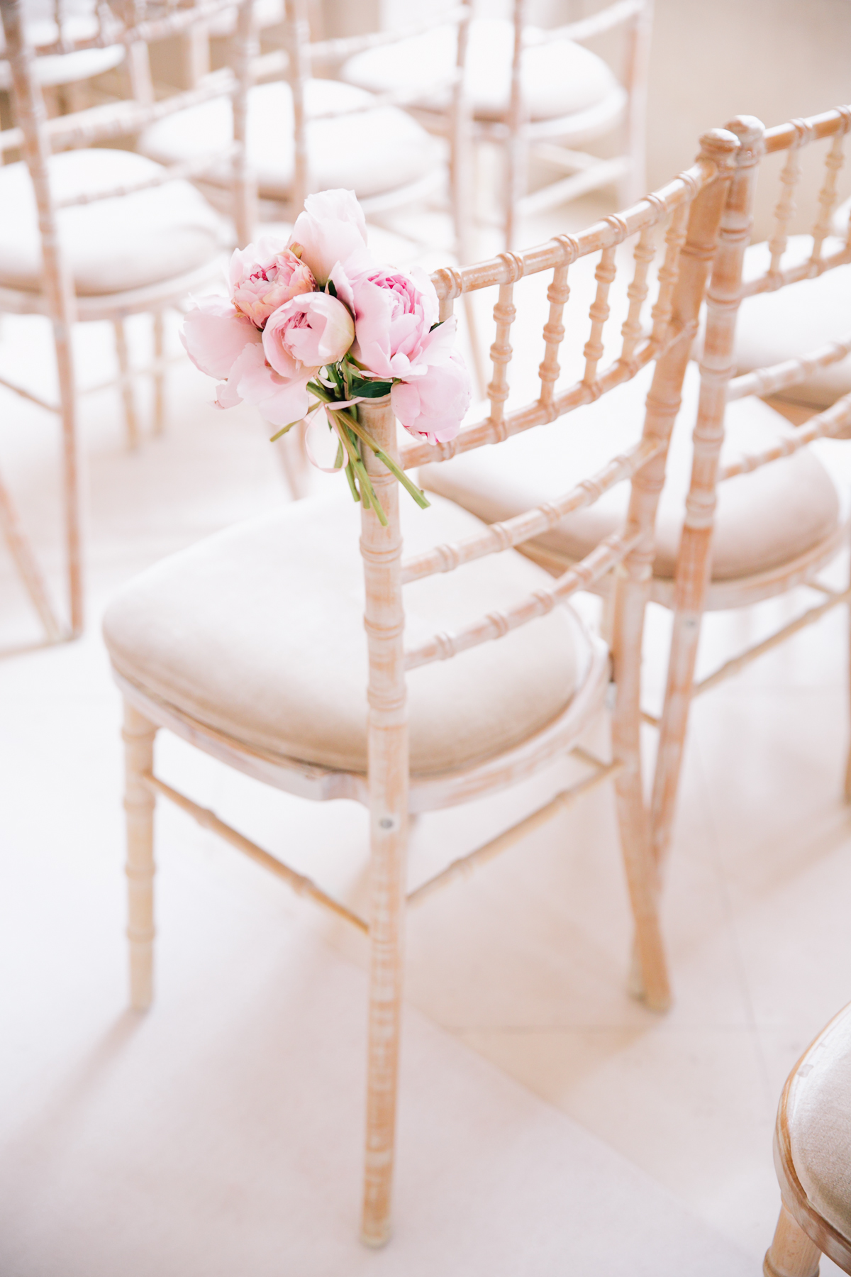 Chiavari Chairs Decoration Wedding