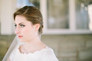 Dramatic Eyes Bridal Makeup Ideas