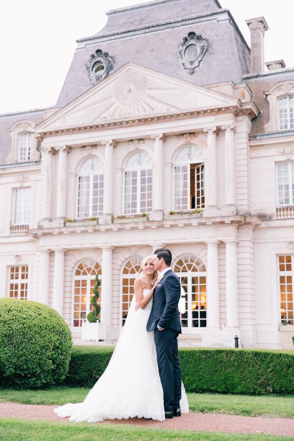 French Chateau Wedding1