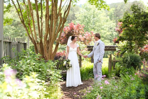 Garden Wedding Anna K Photography