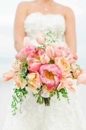 Gorgeous Tropical Bouquet