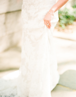 Lace Allure Gown