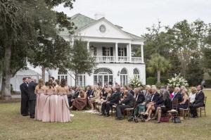 Long Blush Bridesmaids Dresses