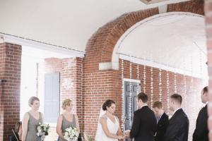 Long Gray Bridesmaids Dresses