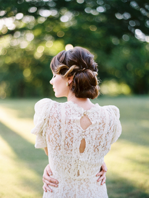 Magnolia Rouge Heirloom Shoot by Ryan Ray