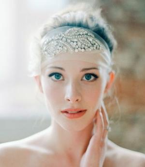 Marguerite Headpiece Serephine