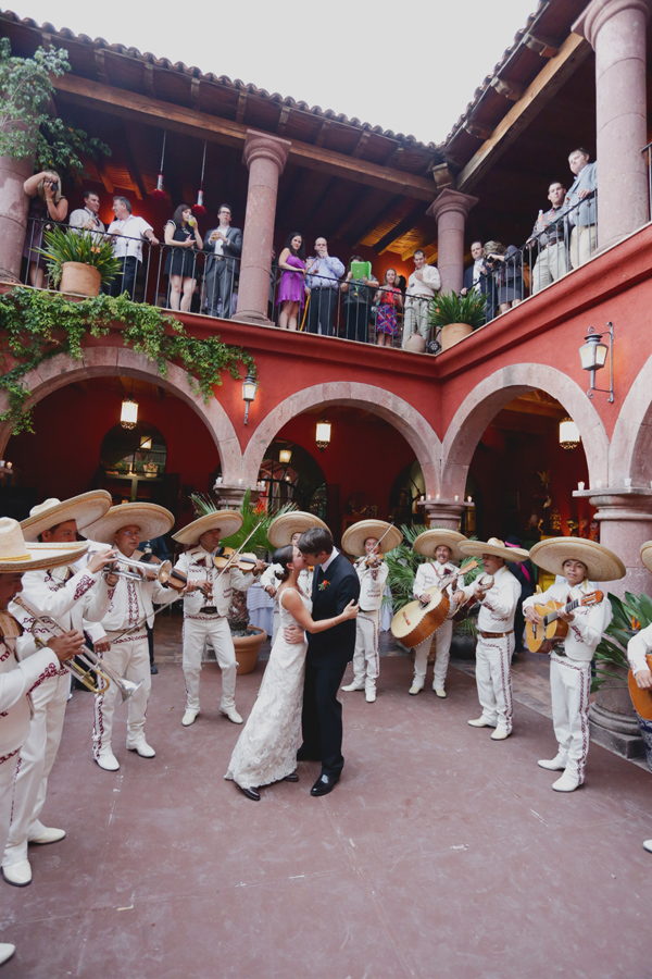 Mariachi Band Wedding Reception