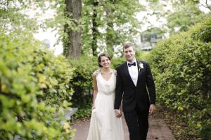 Modern Philadelphia Wedding