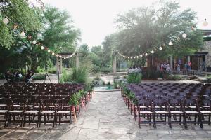 Outdoor Austin Texas Wedding Venue