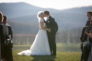 Outdoor Charlottesville Virginia Wedding From Kristen Gardner