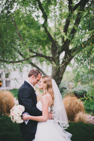 Outdoor Couple Portrait From Heidi Ryder Photography