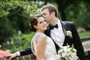 Outdoor Wedding Portrait From Love Me Do
