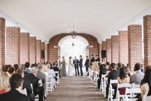 Outdoor Wedding in Historic Philadelphia