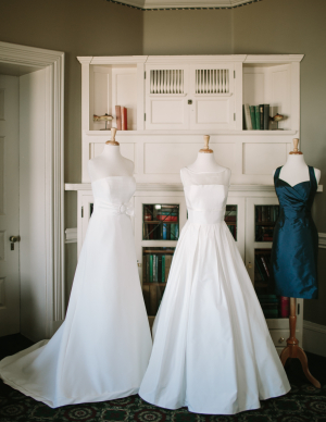 Preppy Bridal Dresses