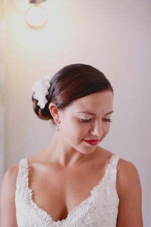 Red Lipstick Bridal Makeup Ideas
