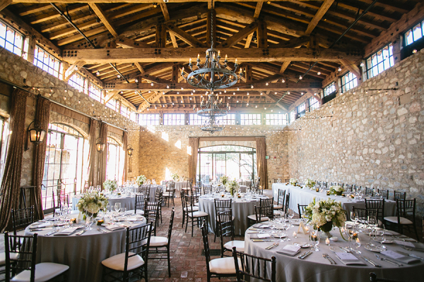 Rustic Arizona Dinner Venue