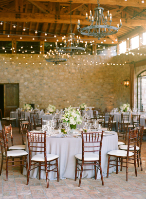 Rustic Elegant Arizona Dinner Venue