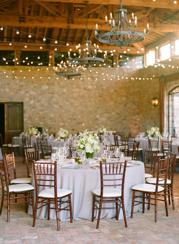 Rustic Elegant Arizona Dinner Venue