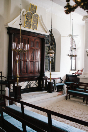 Synagogue in St Thomas