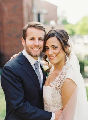 Vicki Grafton Wedding Portrait