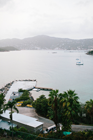 View from Marriott St Thomas