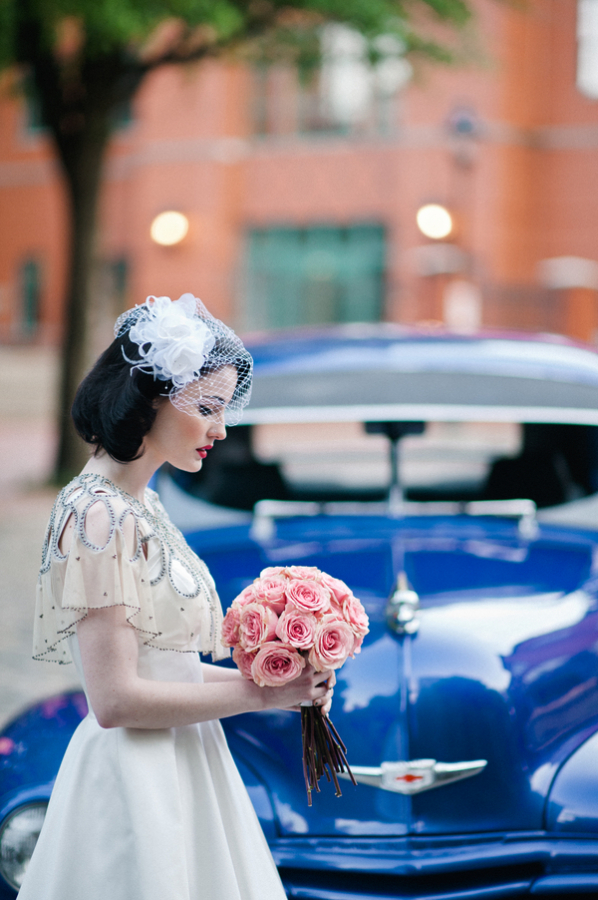 Vintage Bridal Ideas From IYQ Photography