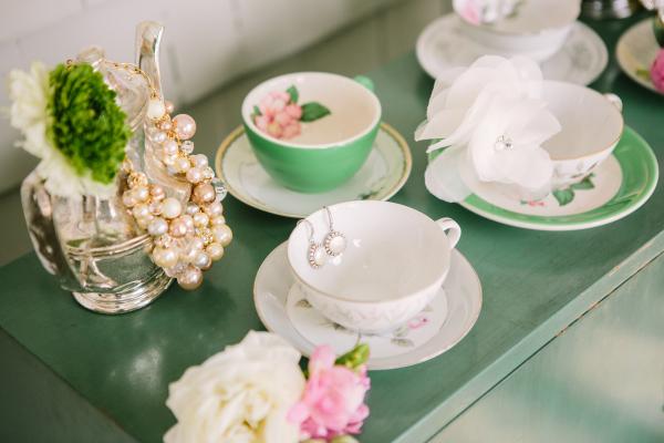 Vintage Pearl Bridal Jewelry