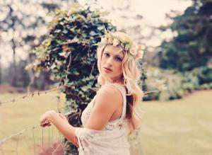 Vintage Romantic Bridal Fashion Ideas