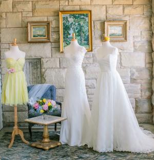 Vintage Style Bridal Dresses