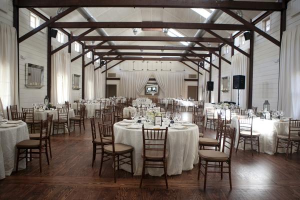 Virginia Farmhouse Style Reception Venue