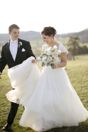 Wedding Portrait Kristen Gardner