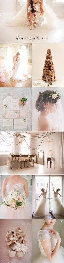 Ballet Wedding Details