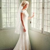 Bridal Portrait from The Nichols