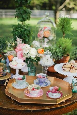 Bridesmaids Tea Party