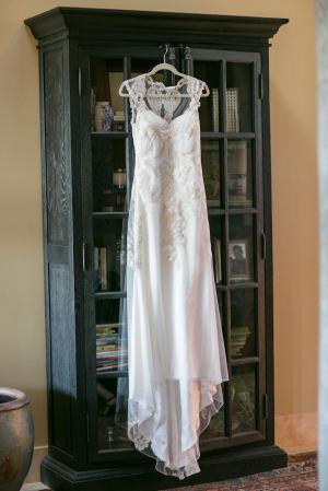 Claire Pettibone Wedding Dress