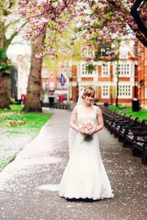Classic English Garden Wedding