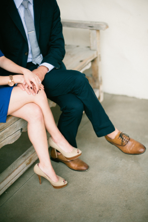 Classic Los Angeles Engagement Session