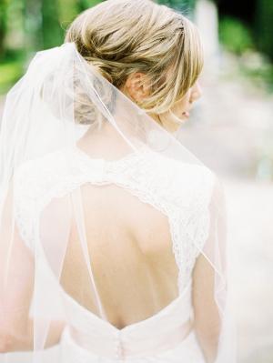 Classic Veil Bride