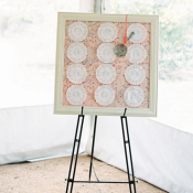 Doily Reception Seating Chart