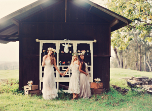 Ethereal Bridesmaid Inspiration