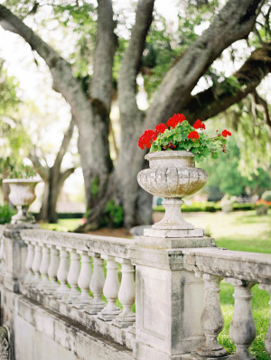 Florida Classic Outdoor Wedding