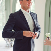 Groom Portrait from The Nichols