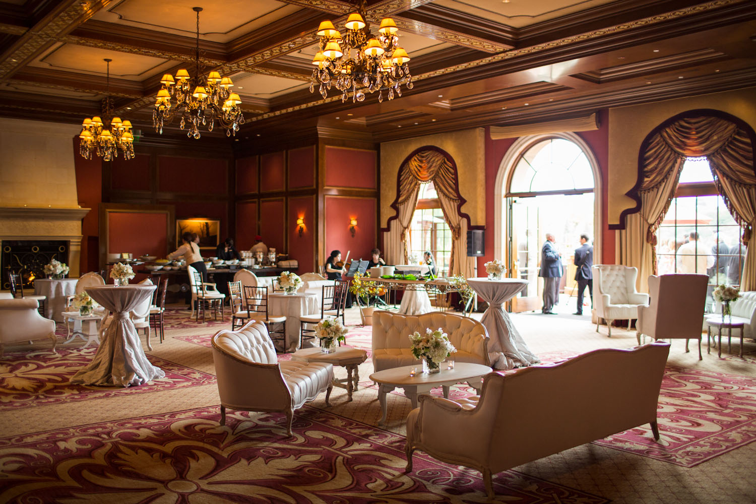 Hotel Ballroom Reception Venue Ideas