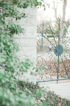 Iron Park Gate