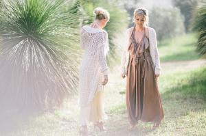 Lisa Brown Bridesmaids Dresses
